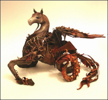 animals sculptures